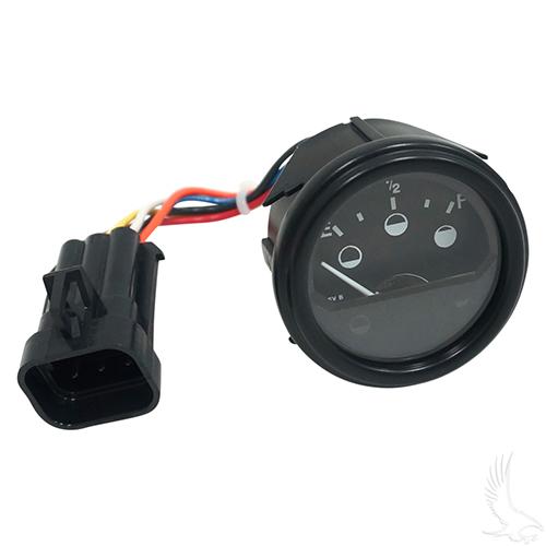 Charge Meter, 48V Round, E-Z-Go RXV