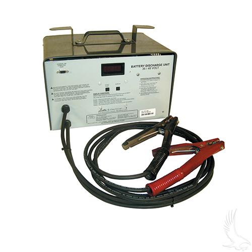 Discharge Tester, 36V/48V